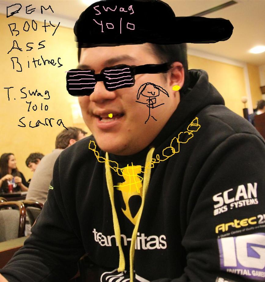 I Drew Scarra Leagueoflegends