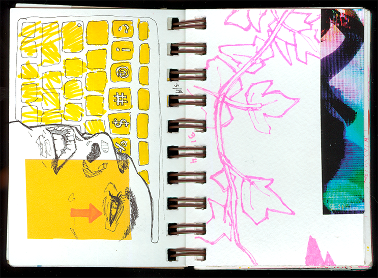 Sketch book sf by consumingclorox
