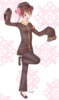 Hetalia:: Chunyan China