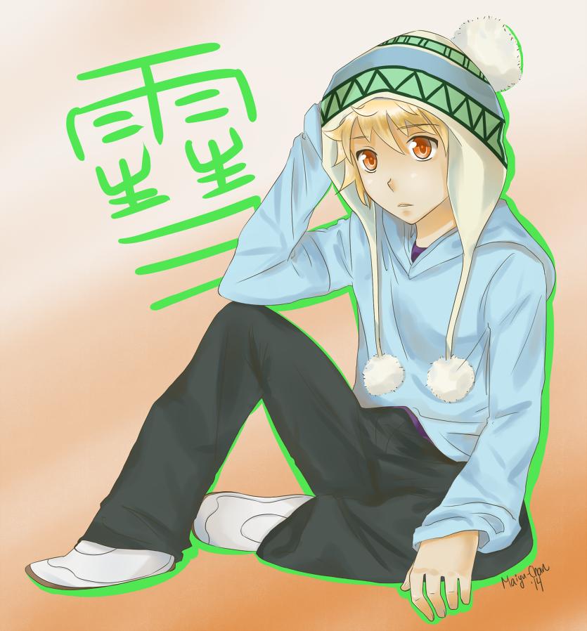 Noragami:: Yukine by Caliya