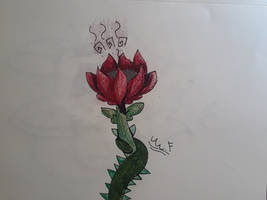 Roses and v i n e s by EdgyArtist247