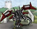 Mech Dragon :Recolored: