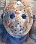 Vs Style Jason bust with Hock