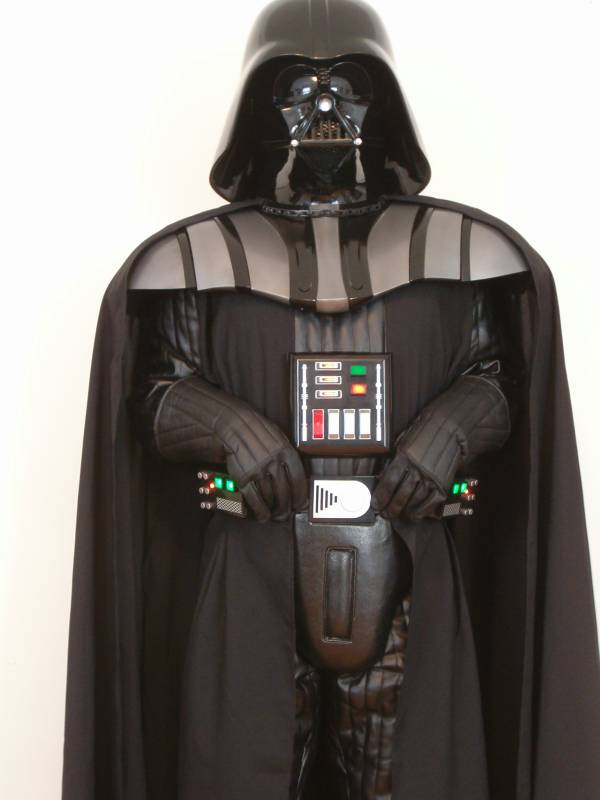darth vader costume 02 by punisher75 on deviantart. Black Bedroom Furniture Sets. Home Design Ideas