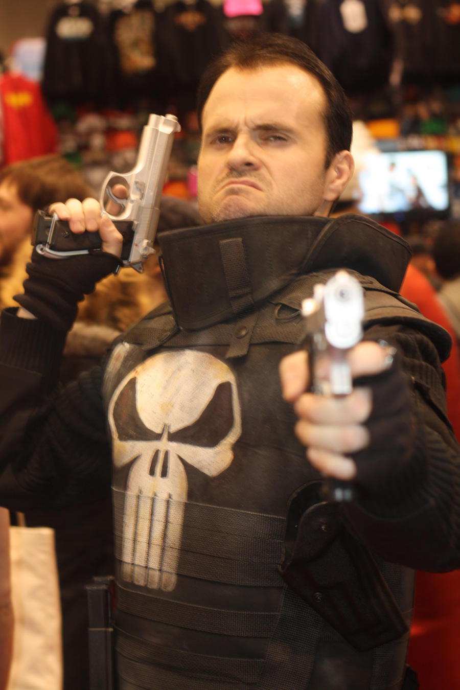 Completed Punisher Warzone 9 by Punisher75 on DeviantArt