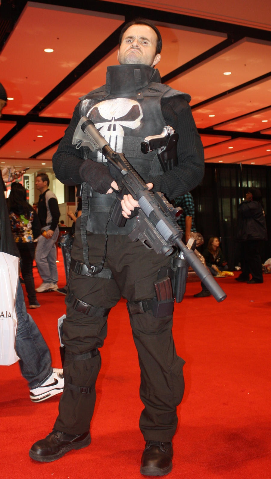 Punisher Warzone Costume 11 by Punisher75 on DeviantArt