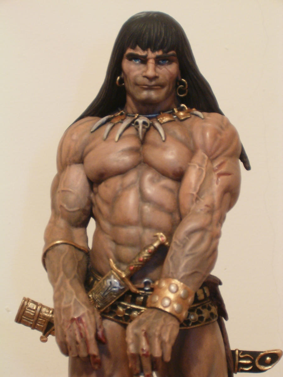 Imagens do cimério - Página 4 Frazetta__s_conan_the_barbarian_1_by_punisher75-d4lq34b