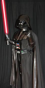 ESB Darth Vader Costume with saber 3