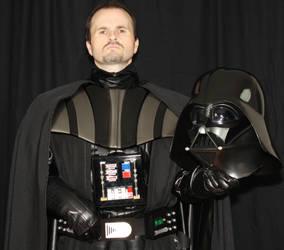 ESB Darth Vader Costume with helmet off