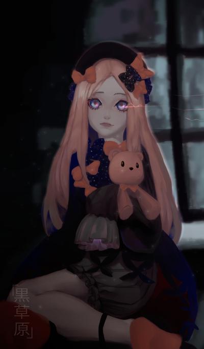 Abigail Williams | Fate/Grand Order fanart by kurosoge