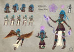 Kimara Concept Page