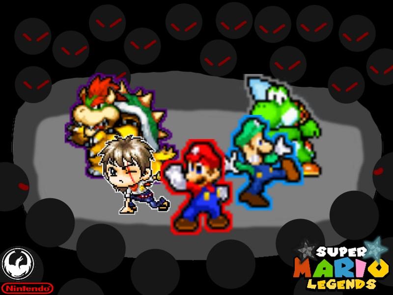 Super Mario Legends by MarioMinecraftMix