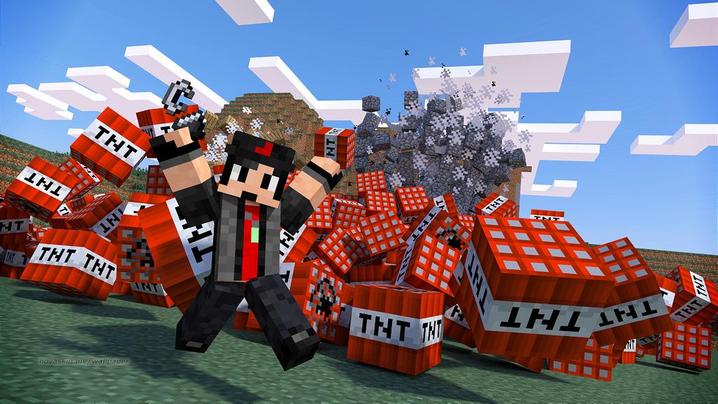 TNT by MarioMinecraftMix