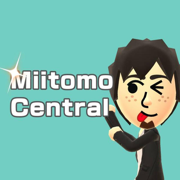Miifoto #2 - Miitomo Central by MarioMinecraftMix