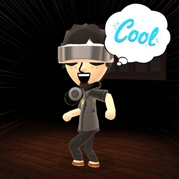 Miifoto #3 - VR Gaming by MegaMixStudios