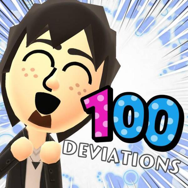 Miifoto #4 - 100th Deviation by MarioMinecraftMix