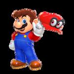 Mario Odyssey by MegaMixStudios