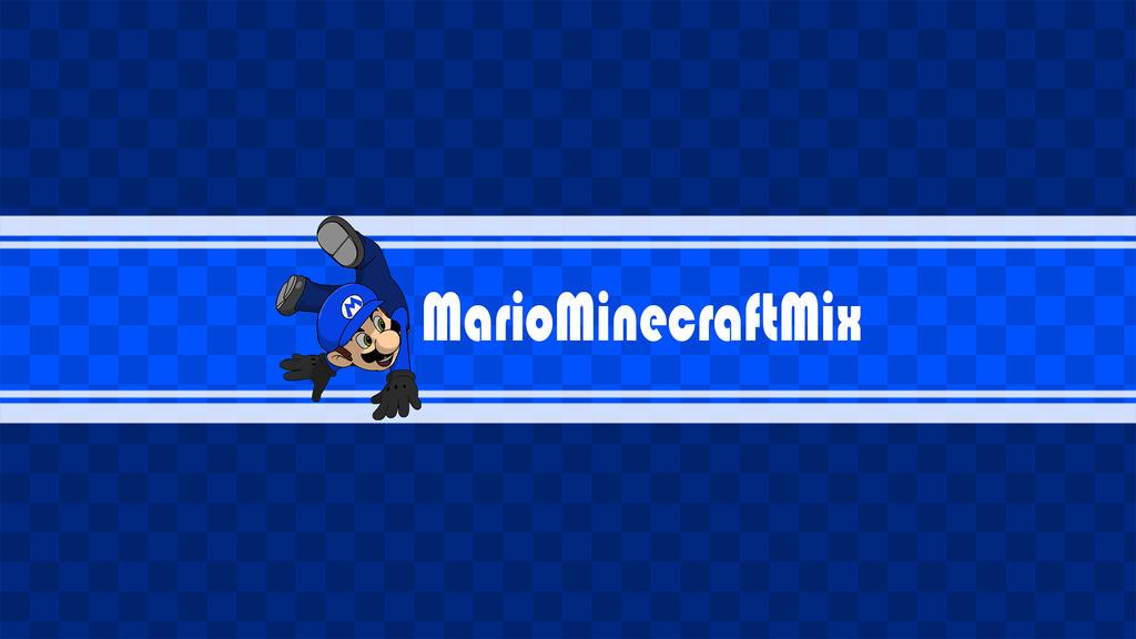 MarioMinecraftMix 2017 Wallpaper by MarioMinecraftMix