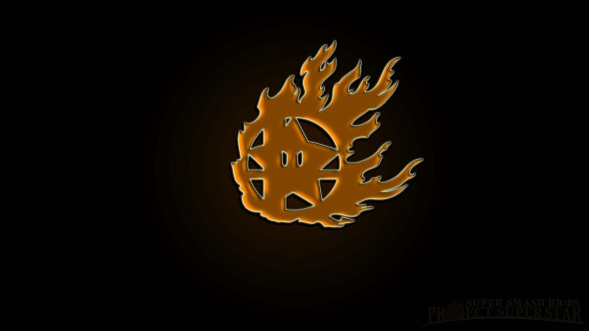 Project Superstar - Logo Wallpaper by MegaMixStudios