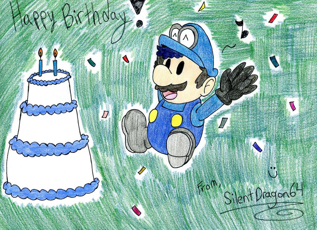 Happy Birthday, MarioMinecraftMix by MarioMinecraftMix