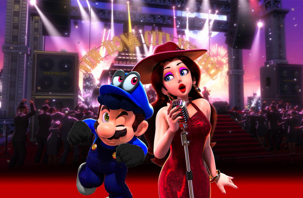 Jump Up, Superstar! by MegaMixStudios