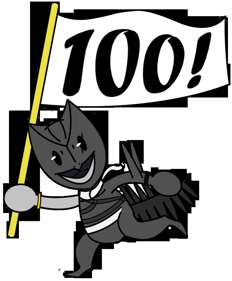100 Watchers! by MarioMinecraftMix