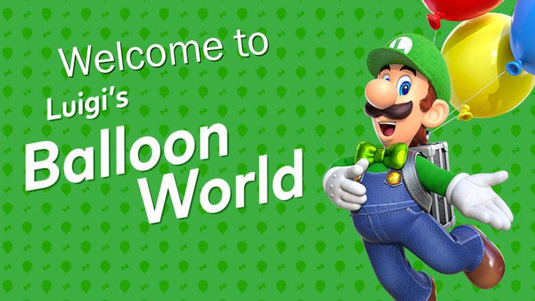 Luigi-balloon-world by MegaMixStudios