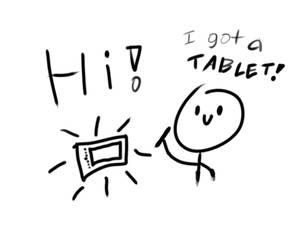 TABLET GET!