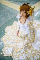 TRC Sakura: Girl from Clow by CHR0NIE