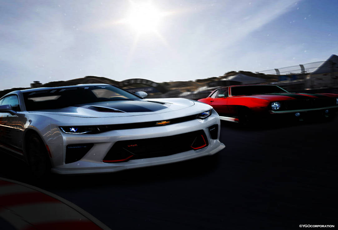 Chevrolet Camaro Wallpaper By Evilmatt24 On Deviantart