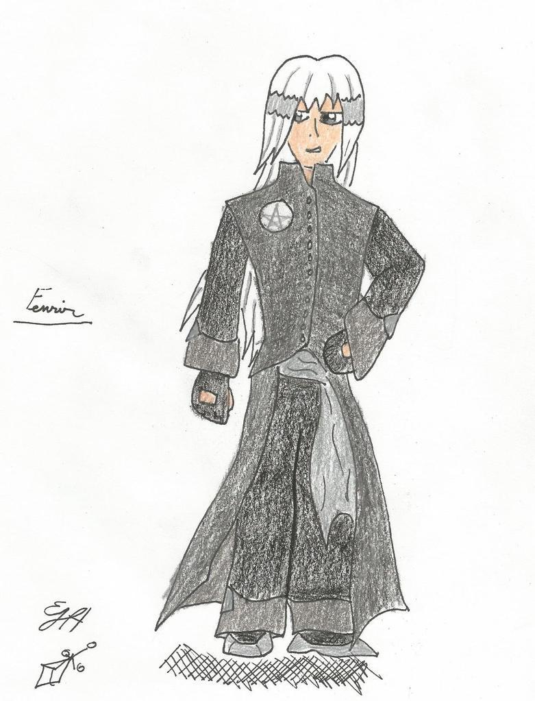 TTNG: Special .:Gabriel Fenrir Winchester:. by AuranianTitan