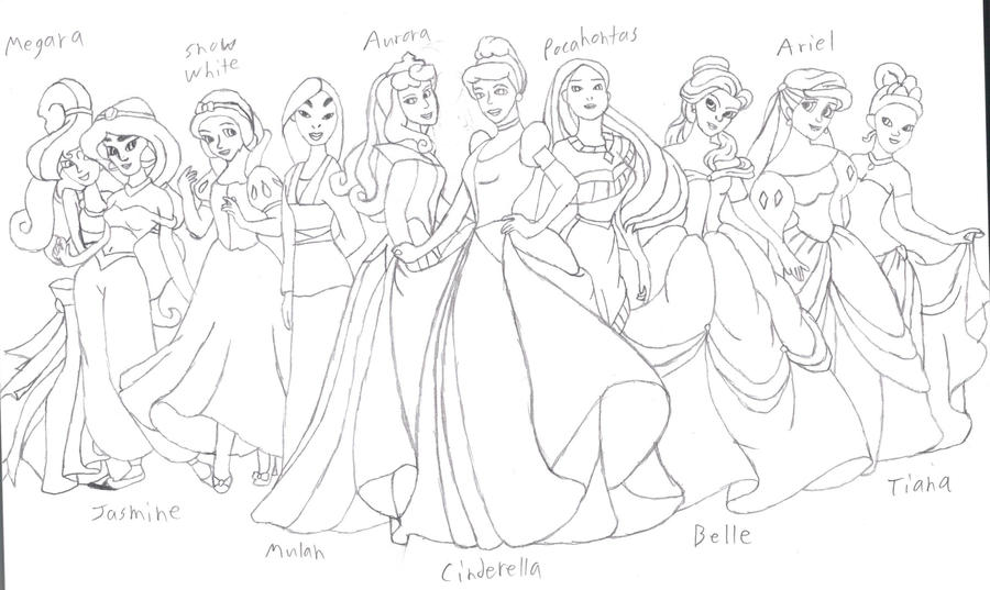 Image Result For Coloring Pages Disney Pocahontas With