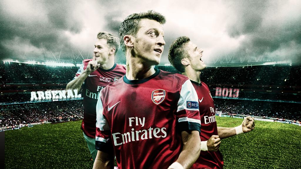 Arsenal FC by RRAnwar on DeviantArt