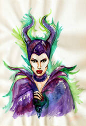 Witch  Maleficent
