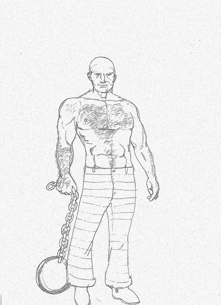 Absorbing Man by maironmatos