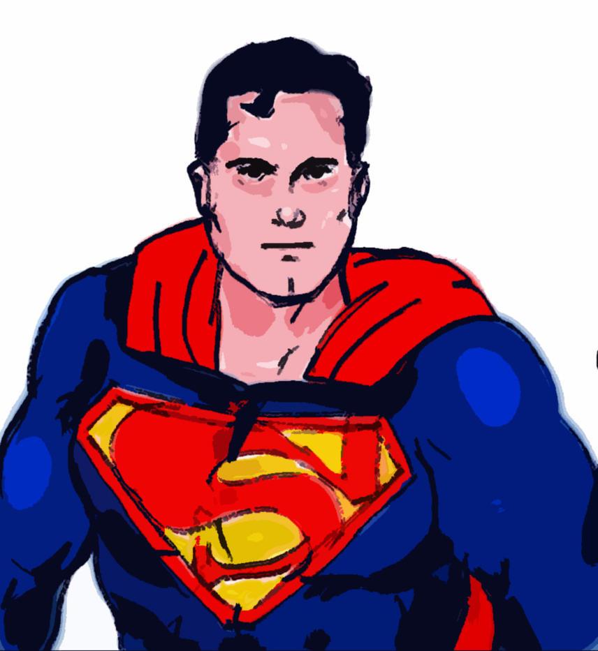 Superman by maironmatos