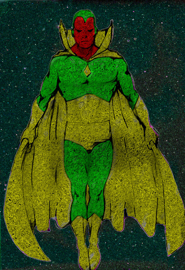The Vision by maironmatos