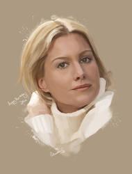 Alice Evans - BDay Portrait