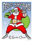 El Santo Claus.