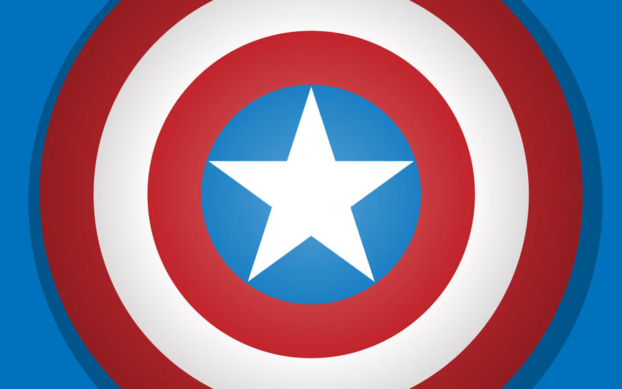 Captain America Shield Drawing: Captain America's Shield By Guerrillasuit On DeviantArt