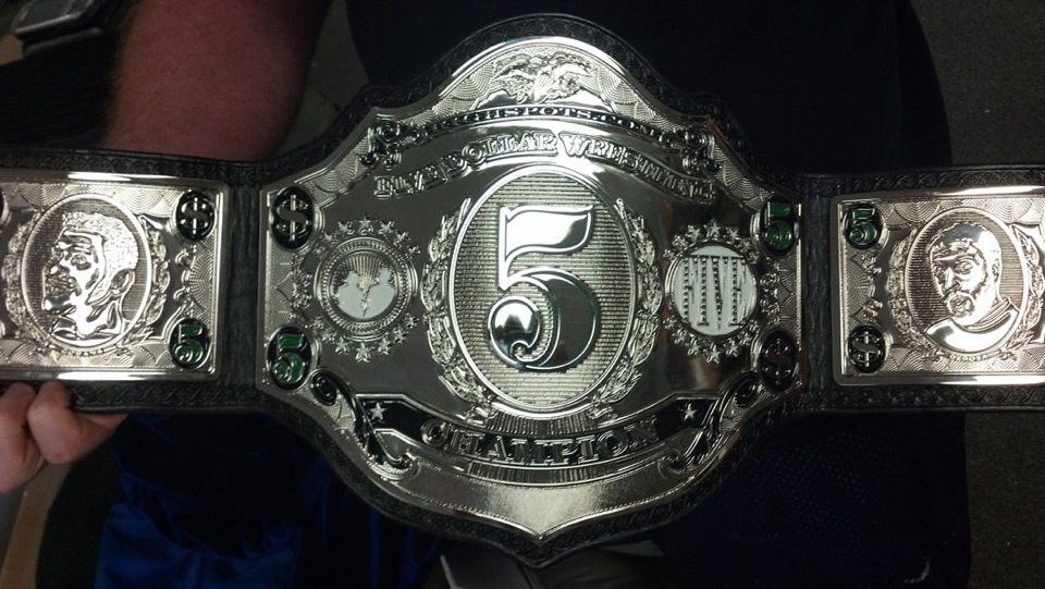 5 wrestling champion belt by guerrillasuit on deviantart