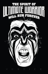 Spirit of Ultimate Warrior...