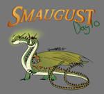 Smaugust Day Ten: Zippleback by FantasyFanatic365