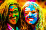 Colorful Women