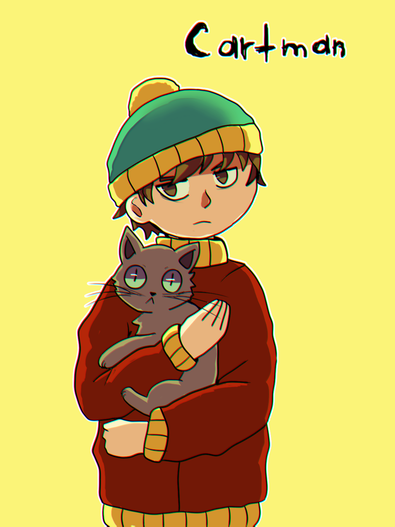 Eric Cartman by ShadNoir