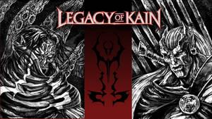 Legacy of Kain Wallpaper