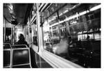 Lonesome Subway Cars