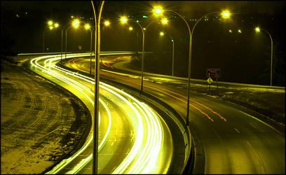 Traffic IV by shiftis