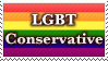 LGBT Conservative by Loffyglu