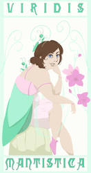 Viridis Mantistica by FairyLoffy